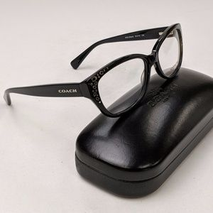 Coach HC6076 5002 Eyeglasses w/Case /EUG252